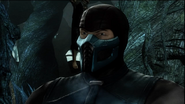 Shang Tsung as Elder Sub-Zero