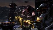 MKX-TYM-Challenge 7 - Golden Beast