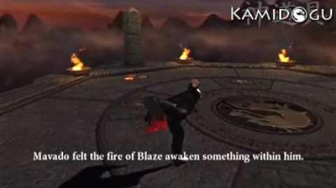 Mortal Kombat Armageddon Mavado's Ending