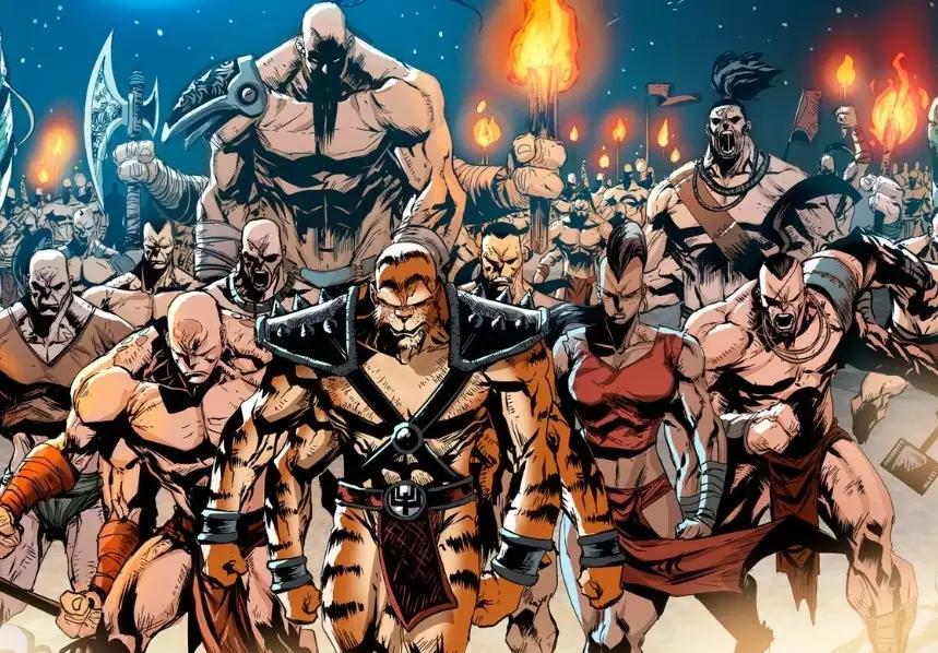 Shokan | Mortal Kombat Wiki | FANDOM powered by Wikia
