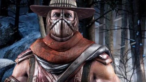 Mortal Kombat X - Erron Black All Interaction Dialogues