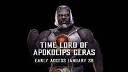 Time Lord of Apokolips Geras