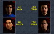 Mortal Kombat II Team