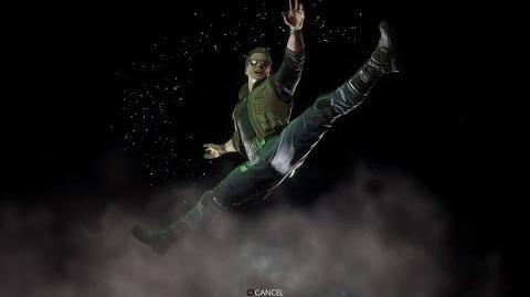 Mortal Kombat 11 Johnny Cage Intros & Victories