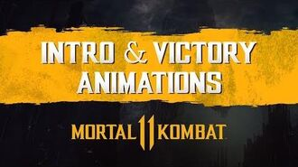 Mortal Kombat 11 – All Intro & Victory Animations