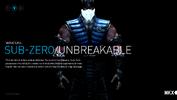 Sub-Zero Unbreakable Variation. A frozen fortress.