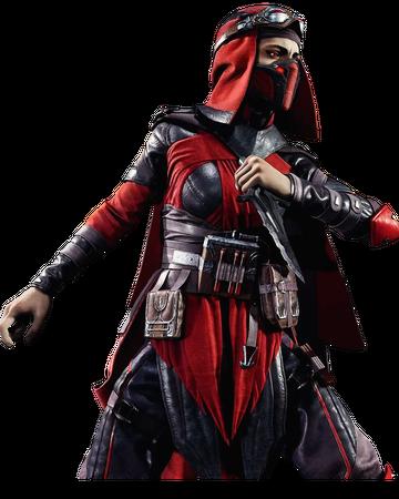 kitana mortal kombat red mask