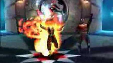 MKG - Sektor's Fatality - Flamethrower