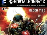 Mortal Kombat X Issue 4
