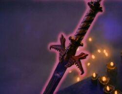 Shao Kahn's Sword