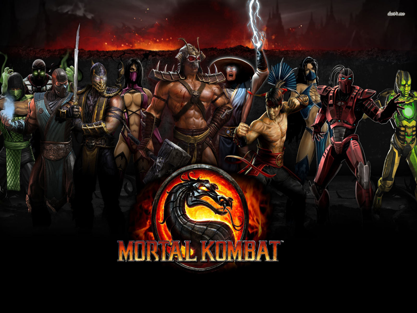 image - 2239-mortal-kombat-1600x1200-game-wallpaper | mortal