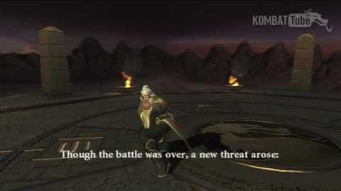 MK-Armageddon Ending- Shujinko