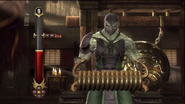 MK9-TYM-Challenge 10 - Gold with Reptile