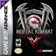 Cover Deadly Alliance