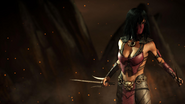 MKX Mileena Official Render
