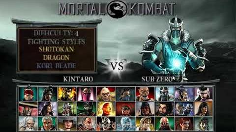 Mk unchained emulator demonstration for wikia proof