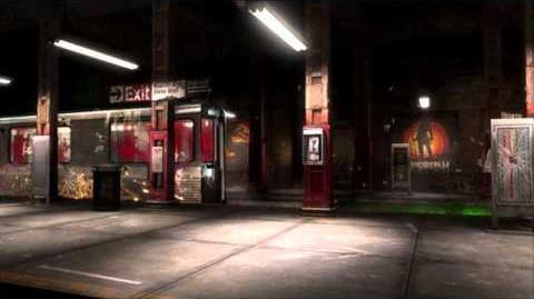 The Subway - Mortal Kombat 9 (2011) OST (HQ)