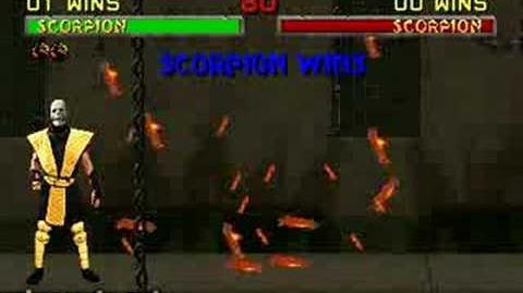 Mortal kombat ii fatalities