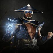 Injustice2 RAIDEN