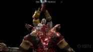 Kratos fatality