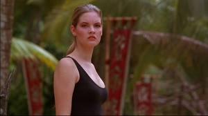 Bridgette Wilson as Sonya Blade