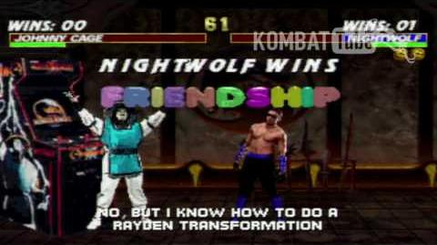 MK III Nightwolf Friendship