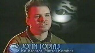Behind The Scenes Of Mortal kombat Mythologies- Sub-Zero