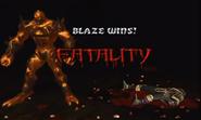 Blaze Fatality