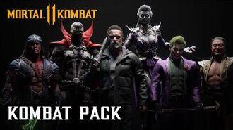 MK11 Kombat Pack Roster Reveal Official Trailer Mortal Kombat-0