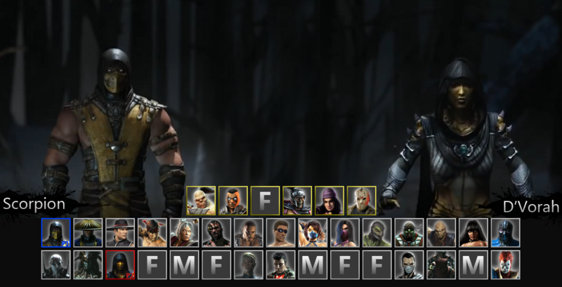 Mortal Kombat X Fan Roster Wishlist Prediction Mortal Kombat