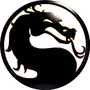 Mortal Kombat= Dimension X Dragon Logo