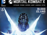 Mortal Kombat X Issue 12