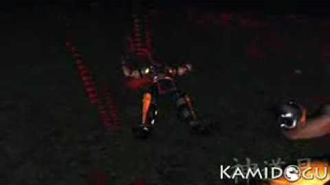 """Mortal Kombat- Deception - Darrius' """"Head Implode"""" Hara-Kiri"""