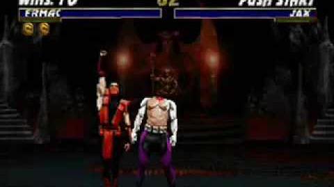 Mortal Kombat Ermac Fatalities