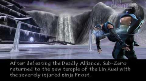 MK-DA Ending- SUB-ZERO