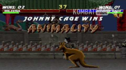 MK III Johnny Cage Animality-0