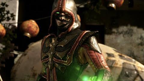 Mortal Kombat X- Ermac Official Trailer