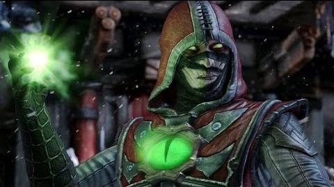 Mortal Kombat X - Ermac All Interaction Dialogues