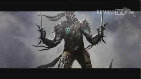 MK9 Ending- KABAL