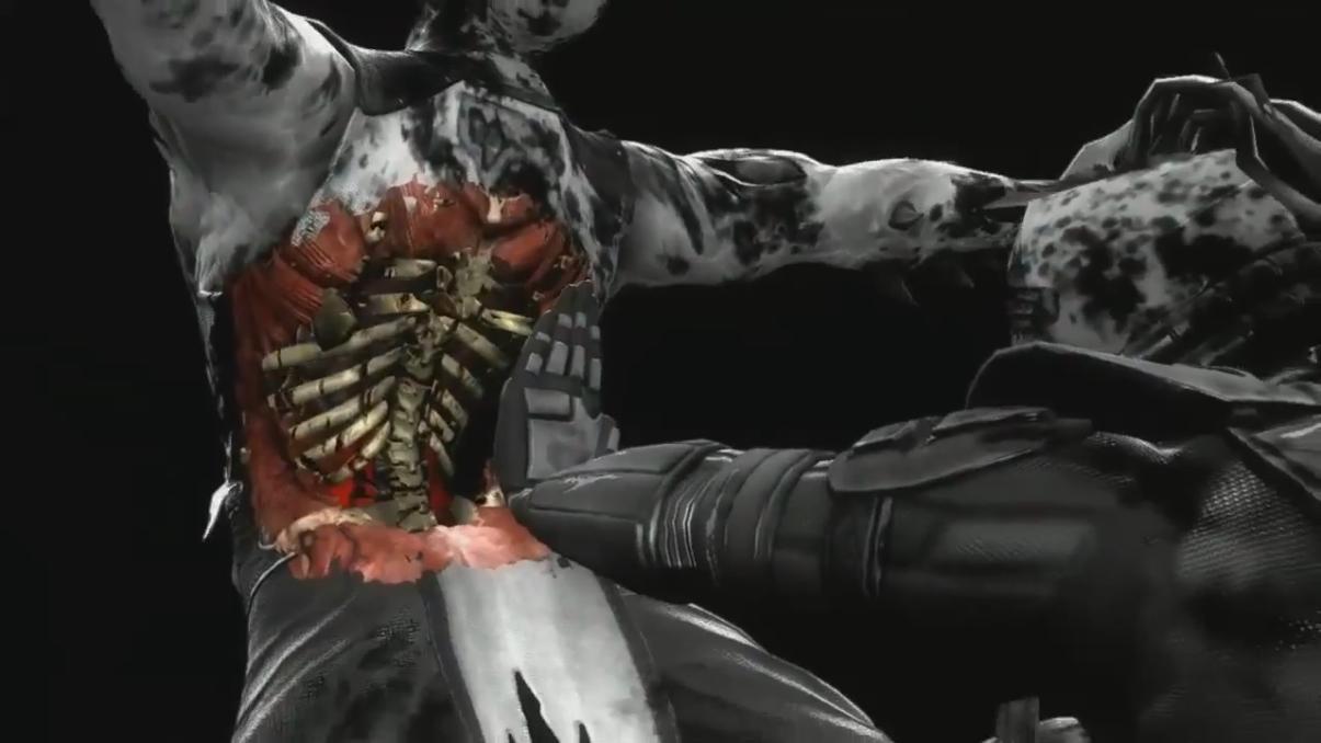 Top 3 Mortal Kombat X-Rays - WatchMojo Blog