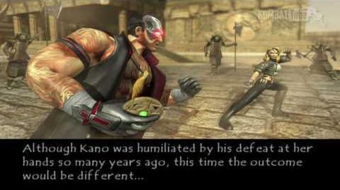 MK-DA Ending- KANO