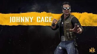 Mortal Kombat 11 Johnny Cage Voice Sounds and SFX Download