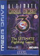 Mega Drive - UMK3