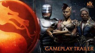 Mortal Kombat 11 Aftermath - Official Gameplay Trailer