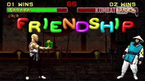 MK II Baraka Friendship