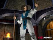 Raiden mk4 staff