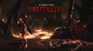 D'Vorah Brutality MKX