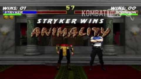 MK III Stryker Animality