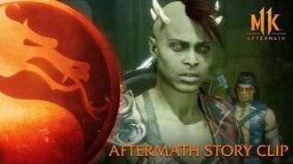 Mortal Kombat 11 Aftermath - Story Clip