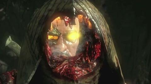 Mortal Kombat X Kano Reveal Trailer